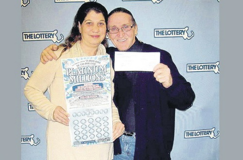 Richard Noll won the lottery by accident