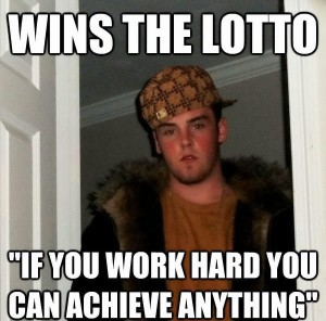 Lessons From A Lottery Winner To A Lottery Player